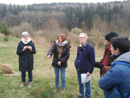 Erasmus+-Projekt des Werkmeister-Gmynasiums: NABU leistet einen kleinen Beitrag