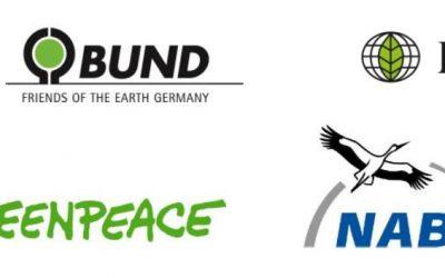 Umweltverbände zum Ausbau der Windenergie